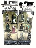 Harry Potter Nano Metalfigs Complete Box Sets A and B 10 figures LOT 2 NEW  GIFT