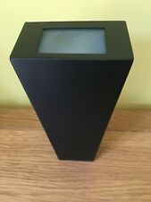 Outdoor Black Wall light Brand New from Amazon 2 light IP44