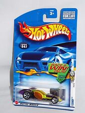 Hot Wheels 2002 First Editions #35 I Candy w/ Orange Tint Windows 5SPs