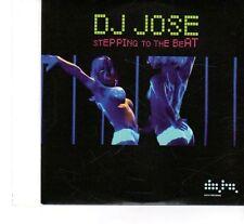 (FR985) DJ Jose, Stepping To The Beat - 2006 DJ CD