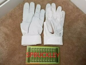 XXL Miken Pro Mens Adult Baseball Softball Batting Glove MBGL18 2XL Grey