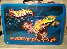 Hot Wheels Collector Tin Box Case