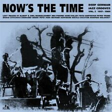 Now's The Time Vol. 2 – Deep German Jazz Grooves 1957-1969 - Vinyl LP