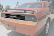 s l225 headlight & tail light covers for dodge challenger ebay Wrap Wire Harness at bakdesigns.co