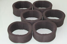 6 New Foam Filters for bissell Style 9 10 12 Vacuum Best Price!