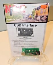 NCE #223 USB Interface for NCE Cab Bus NEW