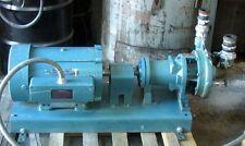 Aurora 20hp Pump 75 Gpm 300 Head Single Stage End Suction Pump 230460 Vac