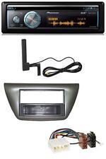 Pioneer Bluetooth DAB MP3 USB CD Autoradio für Mitsubishi Lancer Evo 2004-2008