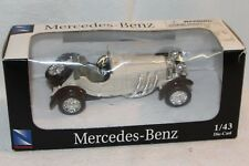 New Ray - 1:43 Metallmodell - 48267 - Mercedes Benz SSKL 1931 - Neu in OVP