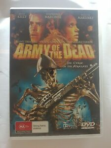 Army of the Dead - 2008 Horror Action - Ross Kelly Stefani Marchesi dvd
