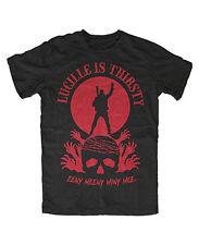 Lucille is Thirsty M3 premium T-Shirt TWD,EENY MEENY MINY MOE,Negan,Daryl Dixon