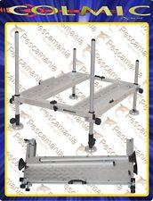 Footboard Aluminum for Panniers Fishing Colmic Folding pro cm 75x95 Platform
