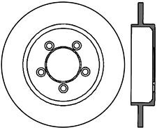 Disc Brake Rotor-4 Door Rear Left Stoptech 128.65090L