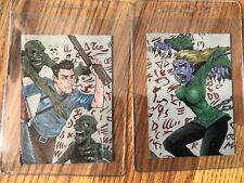 Bam Box Horror Volume 5 Box 8 Exclusive Artist Card Ash Evil Dead 2 Cards Set
