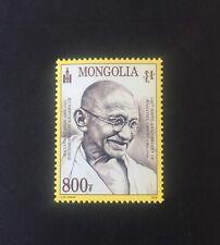 """Mongolia 2019 new stamps """" Mahatma Gandhi"""""""