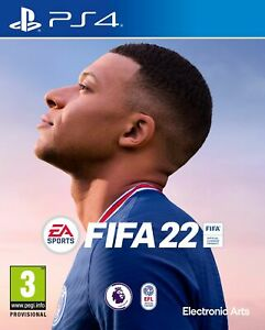 FIFA 22 (PS4) Pre Order Out 1st October Brand New & Sealed Free UK P&P
