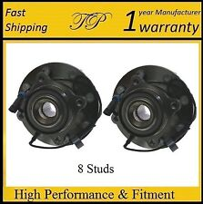FRONT Wheel Hub Bearing Assembly for GMC Sierra 2500HD 2007 - 2010 (PAIR)