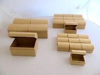 Papier / Paper Mache Pirate Treasure Chest Box Sets - Trinket Storage Gift Boxes