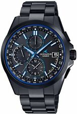 CASIO OCEANUS OCW-T2600B-1AJF Men's Watch Japan Domestic Version New
