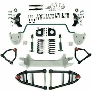 Mustang II 2 IFS Front End kit for 52-79 Triumph w Shocks Springs & Swaybar