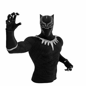 Marvel Black Panther Bust Bank NEW Toys Collectibles