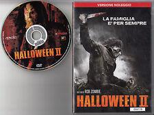 Halloween II (2009) Horror DVD