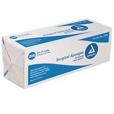 Dynarex Corporation (#3222) Gauze Pad Sponges Non-Sterile Pack of 200