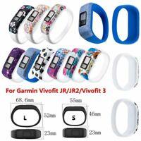 Für Garmin Vivofit JR / JR2 / Vivofit 3 Tracker Uhr Silikon Armband Ersatz Strap