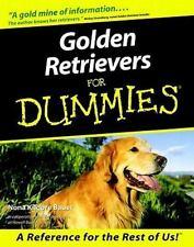 Golden Retrievers for Dummies by Nona Kilgore Bauer (2011, E-book)