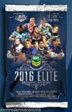 2016 Season Set NRL & Rugby League Trading Cards