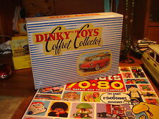 DINKY TOYS ATLAS  COFFRET COLLECTOR  N° 500.60  LES PROTOTYPES DE 1960