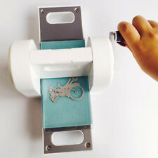 Professional DIY Die Cutting Embossing Scrapbooking Cutter Die-Cut Machine White