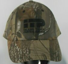 Inland Truck Parts and Service Camo Cap Snapback