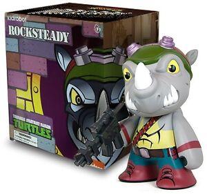 Rocksteady TMNT Teenage Mutant Ninja Turtles Designer Vinyl Urban Figur Kidrobot