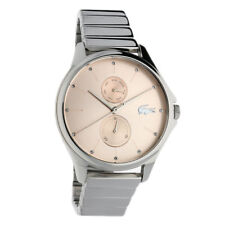 Lacoste Silver Ladies Analog Business CAPBRETON 2001026