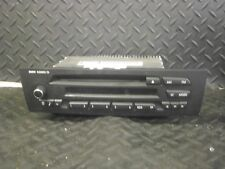 2008 BMW 1 SERIES SPECIAL EDS 118d ES 5DR BUSINESS RADIO CD PLAYER HEAD 9177209