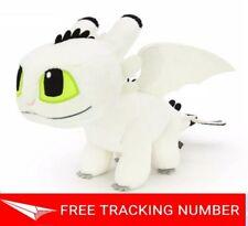 "8"" NIGHT LIGHT BOY How to Train Your Dragon 3 DreamWorks Movie Plush Toys Doll"