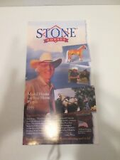 1999 Peter Stone Model Horse Phamplet/Brochure