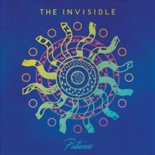 THE INVISIBLE (INDIE ROCK) PATIENCE NEW VINYL RECORD