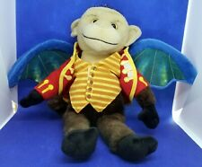 """2009 WICKED THE MUSICAL 12""""  CHISTERY PLUSH TOY -  WINGED MONKEY"""