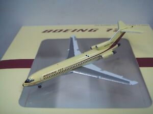 """Inflight 500 Boeing Aircraft Company B727-022 """"1960s House color"""" 1:500"""