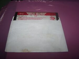 Top Gun Software Game for Commodore 64 and 128