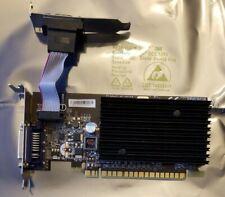 GeForce 8400 GS V206 N8400GS-D256H Low Profile PCIe 256MB DVI VGA Video Card