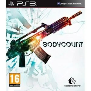 BODYCOUNT - Playstation 3 PS3