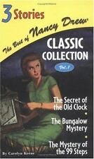 The Secret of the Old Clock/The Bungalow Mystery/The Mystery of the 99 Steps (Th