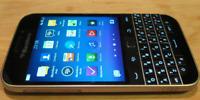 BlackBerry Classic Q20 (Unlocked) Black 4G 16GB LTE Smartphone GARDE B!