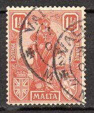 Malta - 1922 Definitive Melita - Mi. 86 VFU