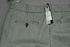 Talbots Signature Fit Wool Blend Flannel Trousers. Women's Size 10, NWT $119!