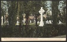 South Africa. Pretoria Cemetery. Prince Christian Victor's Last Resting Place.