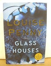 Glass Houses by Louise Penny 2017 HB/DJ First Edition